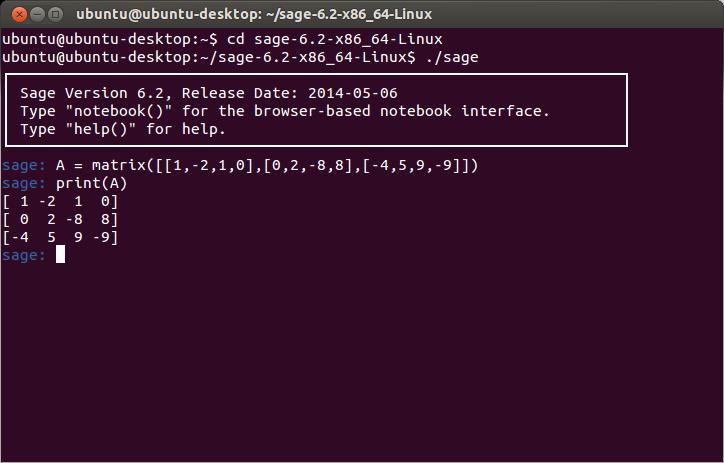 ubuntu@ubuntu-desktop: ~-sage-6.2-x86_64-Linux_226