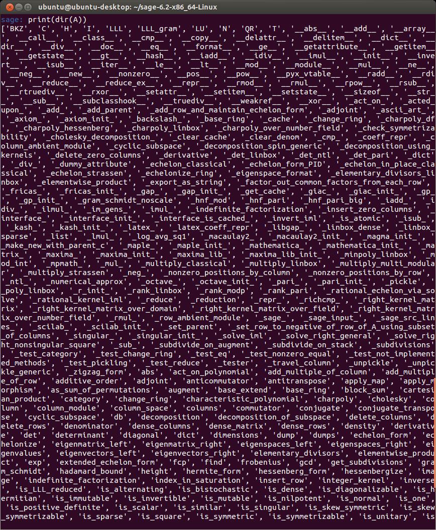ubuntu@ubuntu-desktop: ~-sage-6.2-x86_64-Linux_227