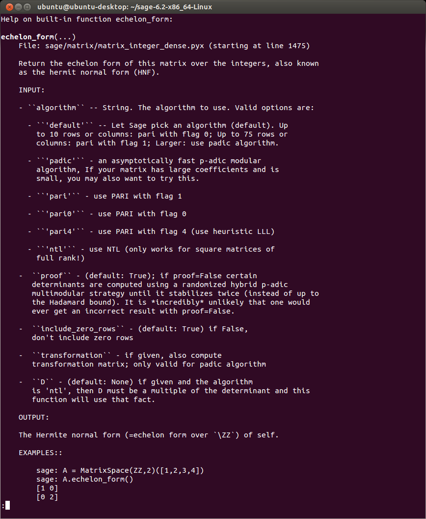 ubuntu@ubuntu-desktop: ~-sage-6.2-x86_64-Linux_228